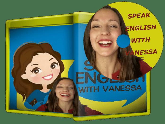 اسطوانة كورس انجليزى | Speak English With Vanessa