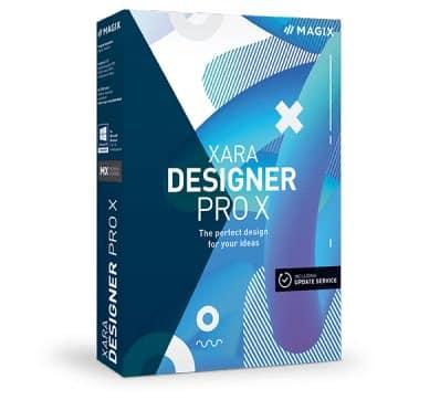 برنامج التصميم وتعديل الصور | Xara Designer Pro X