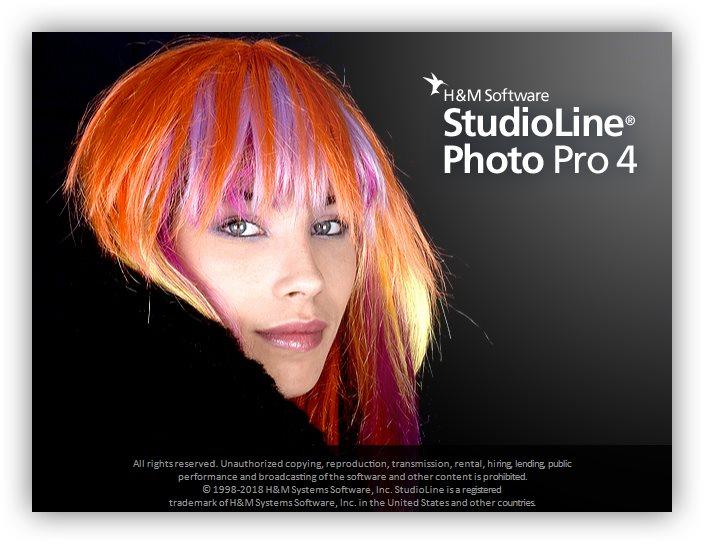 برنامج تحرير وإدارة الصور | StudioLine Photo Pro