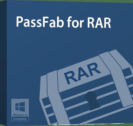 برنامج تخطى كلمة السر للملفات المضغوطة | PassFab for RAR 9.4.0.7