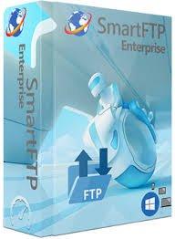 برنامج رفع الملفات إف تى بى   SmartFTP Enterprise 9.0.2669