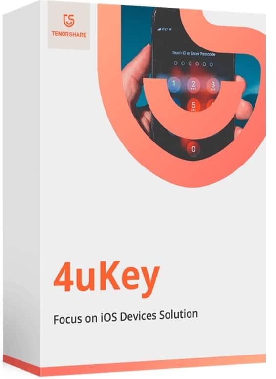 برنامج فتح قفل الايفون والايباد | Tenorshare 4uKey