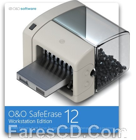 برنامج حذف الملفات نهائيًا | O&O SafeErase Professional .