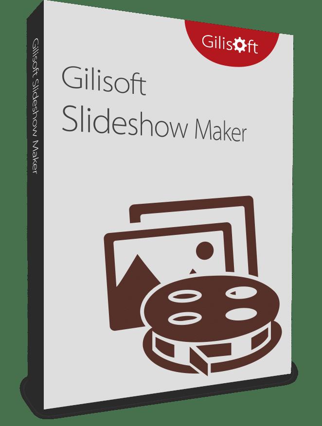 برنامج عمل سلايد شو فيديو من الصور   GiliSoft SlideShow Maker 11.0.0