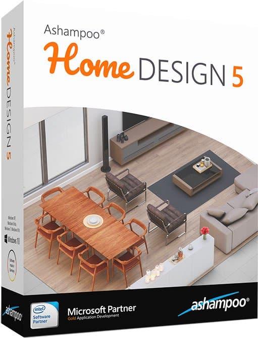 برنامج أشامبو لتصميم المنازل | Ashampoo Home Design