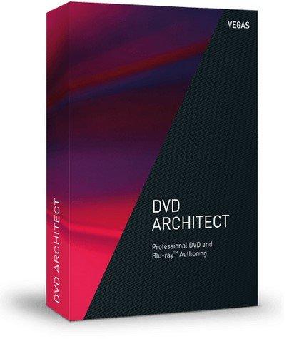 برنامج إنشاء ونسخ اسطوانات الفيديو | MAGIX VEGAS DVD Architect