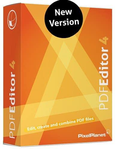 برنامج تحرير ملفات بى دى إف | PixelPlanet PdfEditor