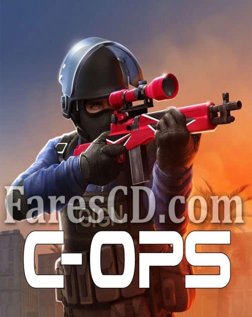 لعبة الاكشن و الاسلحة للاندرويد | Critical Ops MOD v1.4.0.f458