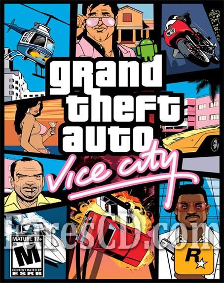 لعبة العصابات الشهيرة للاندرويد | GTA Vice City MOD v1.09