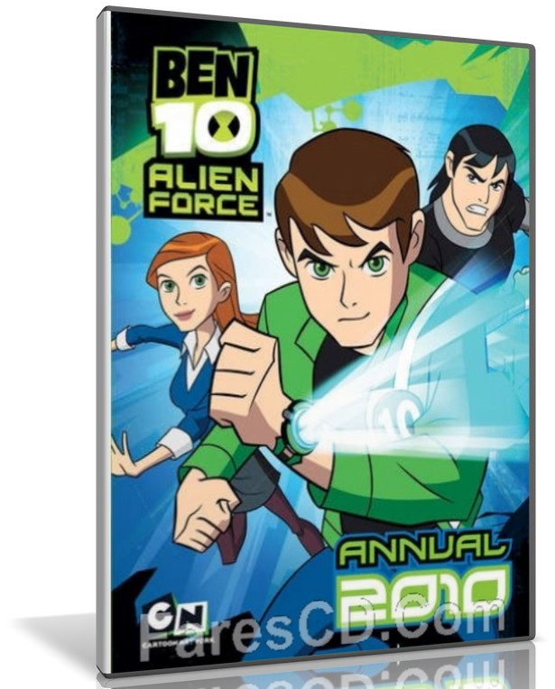 مسلسل كرتون Ben 10 Alien Force | الموسم الثانى مدبلج
