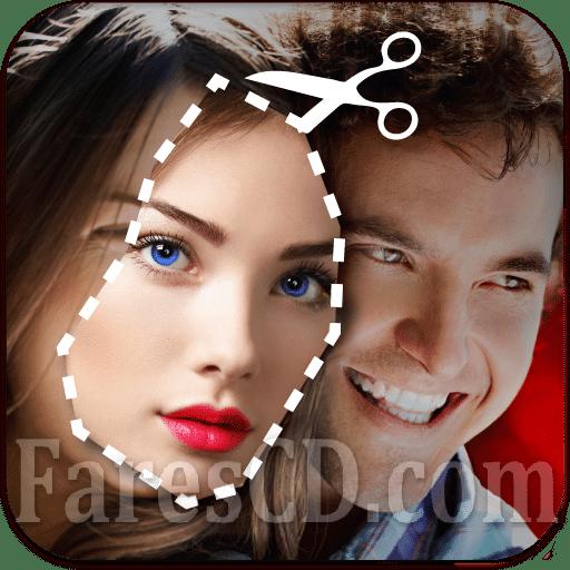 تطبيق قص و تغيير الصور | Cut Paste Photos v7.9.4 | للأندرويد