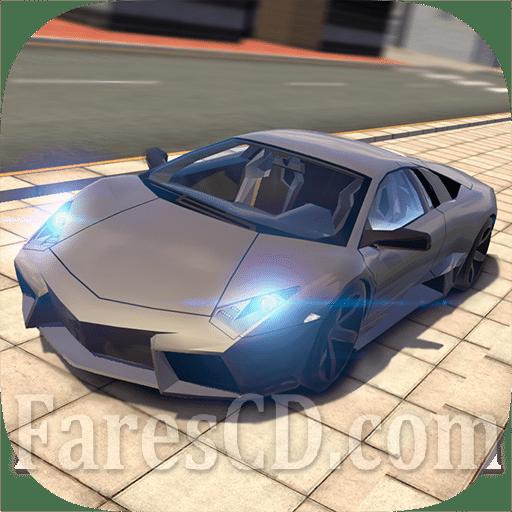 لعبة   Extreme Car Driving Simulator MOD v4.18.11   أندرويد
