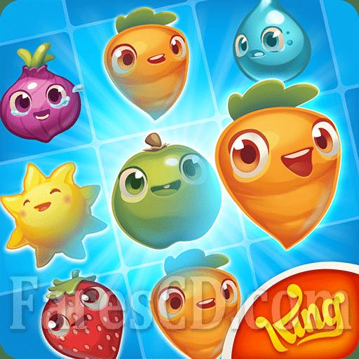 لعبة | Farm Heroes Saga MOD v5.17.4 | للأندرويد