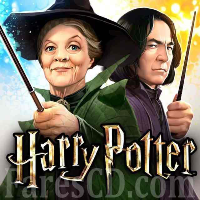لعبة هارى بوتر   Harry Potter: Hogwarts Mystery MOD   اندرويد