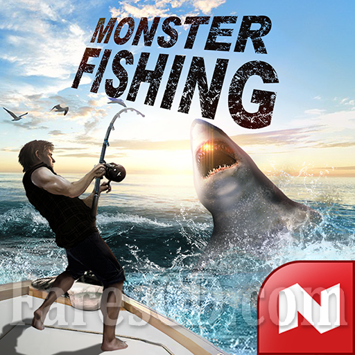 لعبة صيد السمك | Monster Fishing 2020 MOD | أندرويد