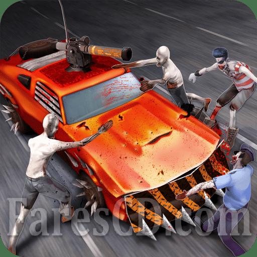 لعبة الزومبى | Zombie Squad MOD v1.25.6 | للأندرويد
