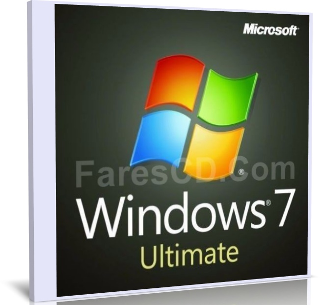 ويندوز سفن لايت | Windows 7 Ultimate x64 Lite USB 3.0 | أغسطس 2019