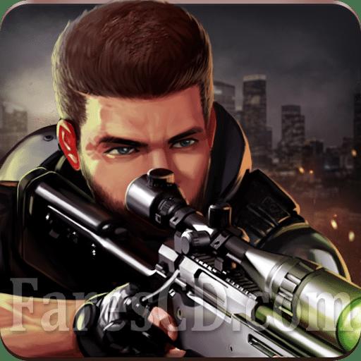 لعبة القنص الممتعة | Modern Sniper MOD v2.00 | أندرويد