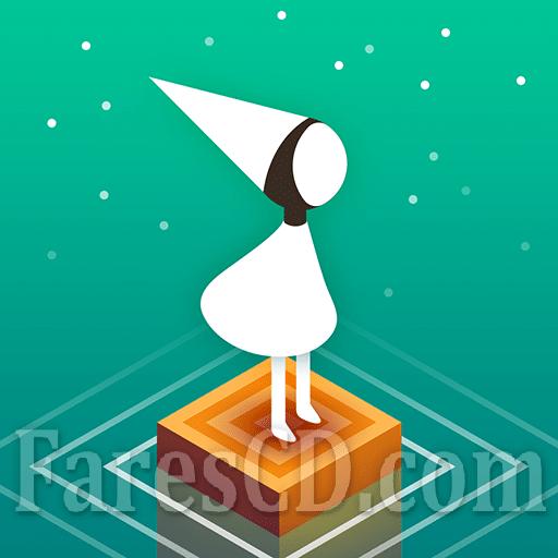 لعبة الذكاء و الألغاز | Monument Valley MOD v2.7.9 | للأندرويد
