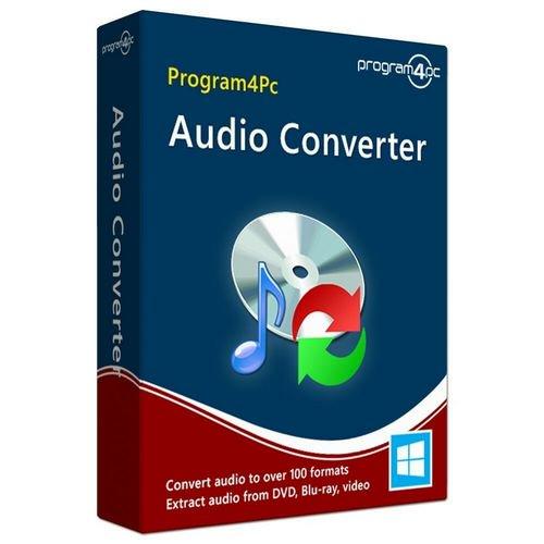 برنامج تحويل الملفات الصوتية | Program4Pc Audio Converter Pro 7.2
