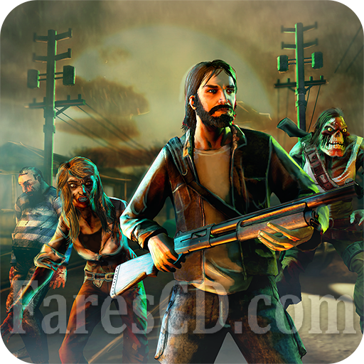 لعبة | Zombie Butcher: Sniper Shooter Survival Game MOD v1.0 | أندرويد