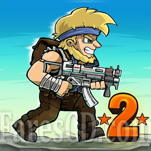لعبة حرب الخليج الجديدة | Metal Soldiers 2 MOD | للأندرويد