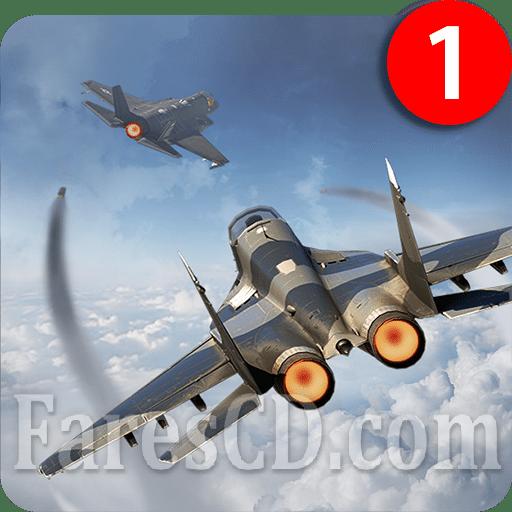 لعبة حرب الطائرات   Modern Warplanes MOD v1.8.27   للأندرويد
