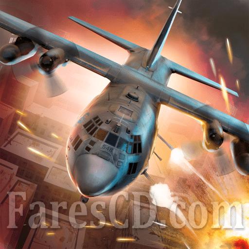 لعبة الإثارة و الأكشن | Zombie Gunship Survival MOD v1.4.0 | أندرويد