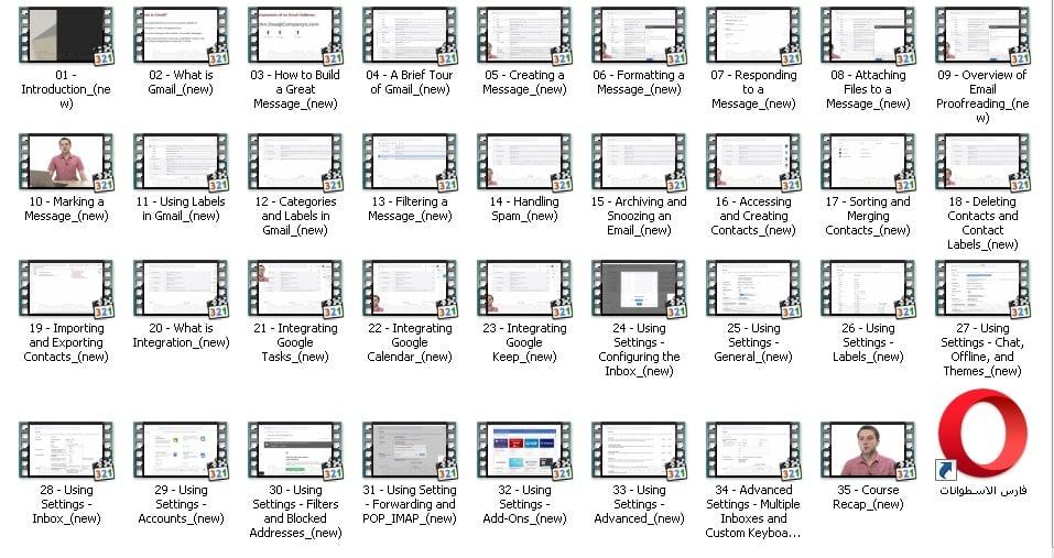 كورس التعامل مع بريد جيميل | Gmail A Complete Guide Beginner