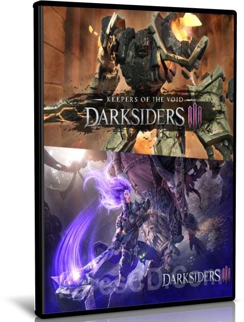 لعبة الاكشن والحروب | Darksiders III