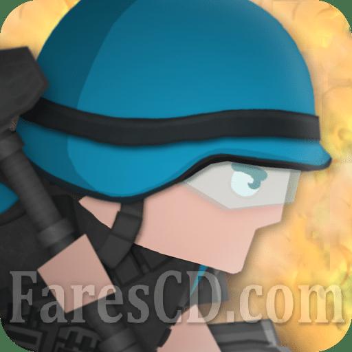 لعبة الإثارة و الترفيه | Clone Armies MOD v4.4.7 | للأندرويد