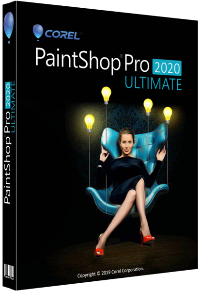 برنامج تعديل الصور | Corel PaintShop Pro Ultimate 2020 22.0.0.112