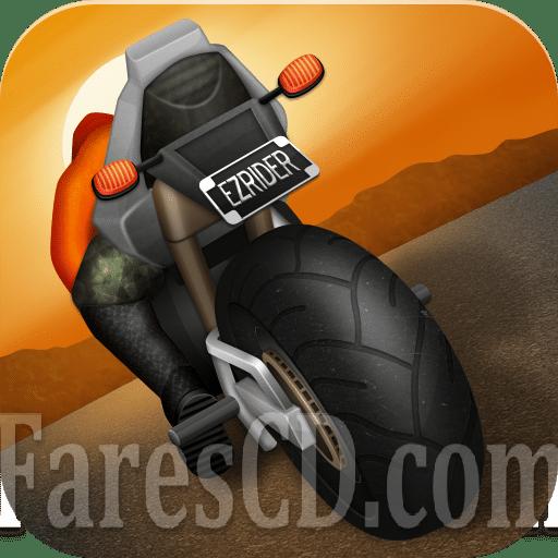 لعبة موتسيكلات الطريق السريع | Highway Rider Motorcycle Racer MOD v2.1.4 | أندرويد