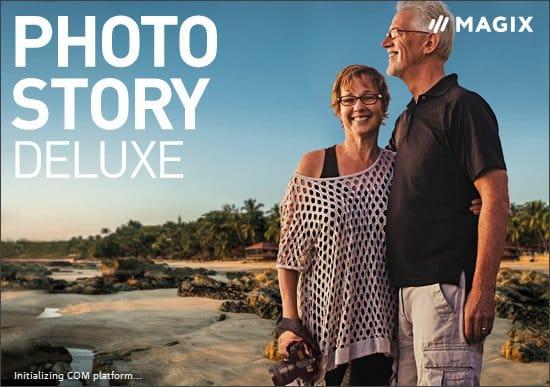 برنامج عمل الألبومات وتحرير الصور | MAGIX Photostory Deluxe 2020