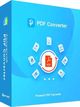 برنامج تحويل ال PDF المميز | Apowersoft PDF Converter 2.2.2.3