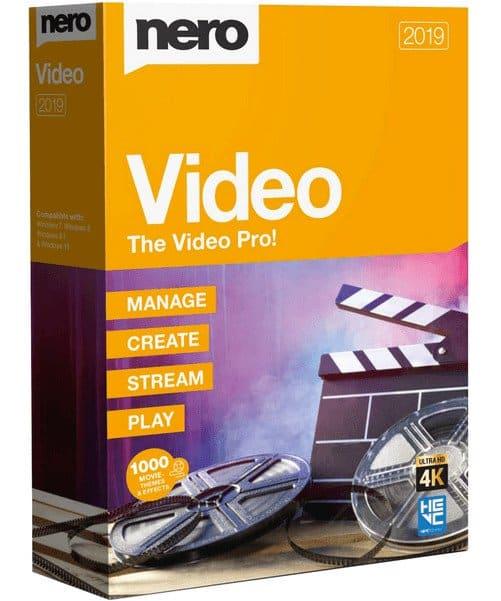 برنامج نيرو لتحرير وتعديل الفيديو | Nero Video 2020