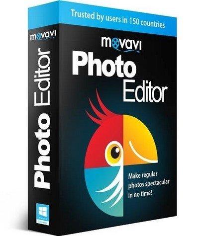 برنامج تحرير وتعديل الصور | Movavi Photo Editor