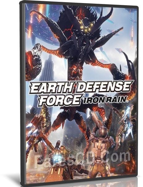 لعبة الاكشن | Earth Defense Force Iron Rain
