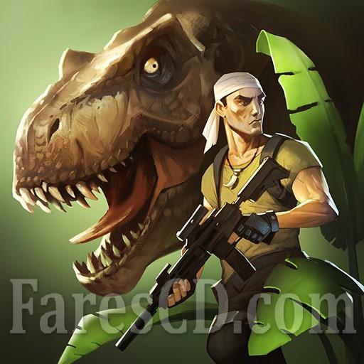 لعبة عصر الديناصورات | Jurassic Survival MOD v2.0.1 | أندرويد