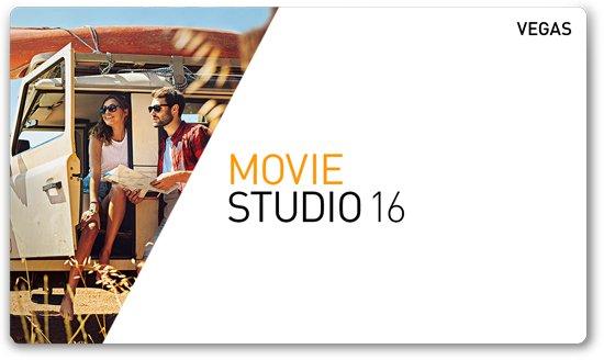 برنامج فيجاس موفى ستوديو 2020 | MAGIX VEGAS Movie Studio 16.0.0.158