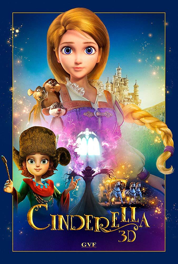 فيلم كرتون | Cinderella and the Secret Prince | مترجم