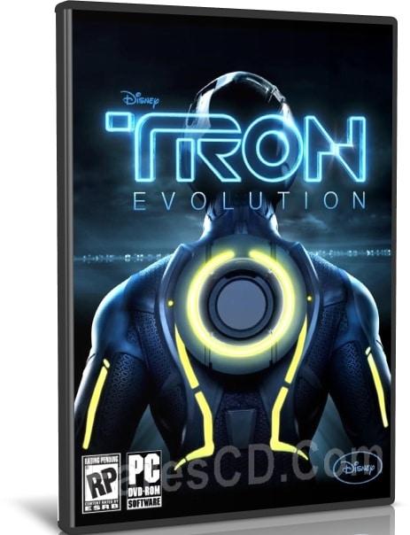 لعبة السباقات والأكشن | TRON EVOLUTI ON THE VIDEO GAME