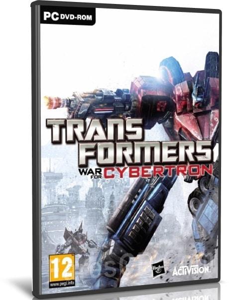 لعبة القتال والاكشن | Transformers War for Cybertron
