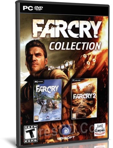 لعبة فار كراى | Far Cry Collection