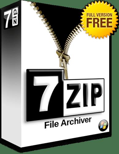 برنامج الأرشفة و فك الضغط الشهير | 7Zip