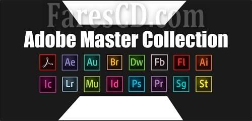 موسوعة جميع برامج أدوبى | Adobe Master Collection CC 2020