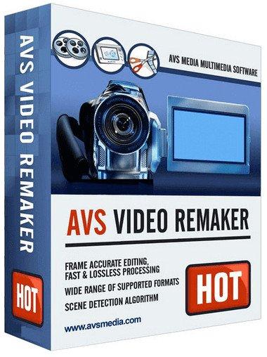 برنامج قص و تعديل الفيديو | AVS Video ReMaker