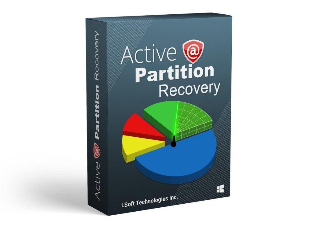 اسطوانة استعادة الملفات المحذوفة | Active Partition Recovery Ultimate