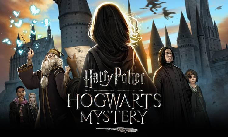 لعبة هارى بوتر   Harry Potter Hogwarts Mystery MOD   اندرويد