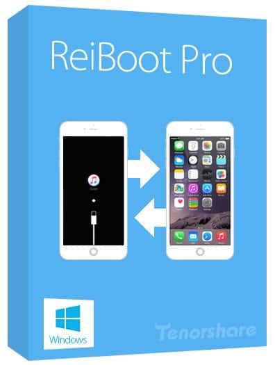 برنامج استعادة واصلاح نظام ايفون | Tenorshare ReiBoot Pro